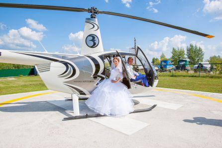 Свадебный день Александра и Анастасии