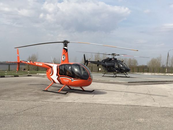Вертолеты «Robinson»